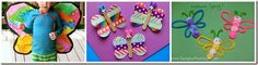29 Butterfly Crafts for Kids