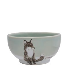 Custom Celadon Baby Bowl — SKT Ceramics