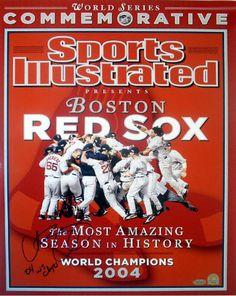 2004 Sports Illustrated World Series commemorative edition.