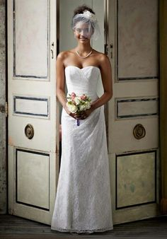 David's Bridal Collection Style WG3263 by David's Bridal,