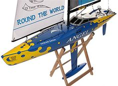 The 920 sailboat comes plug and sail ready. Just install your own surface radio, complete final assembly and go! Modeled after ocean going . Boat Radio, Rc Radio, Remote Control Boat, Radio Control, Model Sailboats, Flying Lessons, Boat Building, Sailing, Hobbies