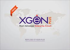 The world most advanced email enterprise  #xgenplus  , today introduced it's  new logo symbolizing facile and user friendly nature of xgenplus  #feelgood    Know more about us on: http://bit.ly/1SPefos