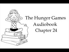 The Hunger Games. Book 1, Chapter 24. Audiobook in English with subtitles (unabridged). Listening skills training.   #tefl
