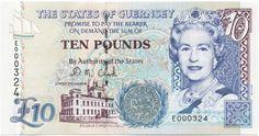 10 Pounds 1995 (Elizabeth II)