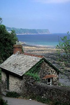 Devon -  We used to go camping here...I must admit I could really live here!!!!