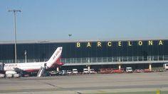 Airport of Barcelona-El Prat