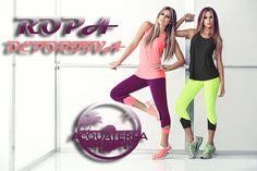 ¡Llega la nueva colección de ROPA DEPORTIVA a nuestra tienda Acquaterrashop! acquaterrashop.com