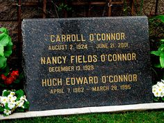 17 Best images about Famous Headstones Cemetery Headstones, Cemetery Art, Family Tv, All In The Family, 70s Sitcoms, Famous Tombstones, Cemetery Decorations, Endless Night, Famous Graves