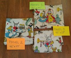 84 Best Alice In Wonderland Fabrics Ideas Images Disney