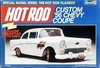 Revell 1956 Chevy 150, 210 or Bel Air 2 Door Sedan, Almost stock or Street Machine