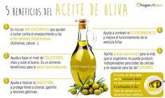 5 beneficios del aceite de oliva en la salud