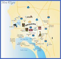 Cool Brandeis University US Map Phone Address Tours Maps - Us map san diego