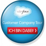 Das Pic Badge zur Customer Company Tour (vormals Cloudforce) von salesforce.com in Deutschland: am 2. Juli 2013 im ICM in München: https://www.salesforce.com/de/events/details/cf13-munich/registration.jsp