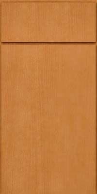 Slab Door, Quartersawn Cherry in Natural Finish