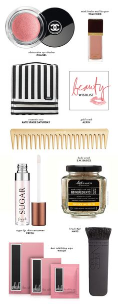 8 Beauty Products I Want To Try