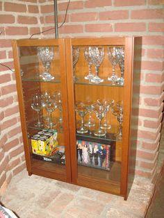 IKEA Hackers: Billy Olsbo 117cm Glass Door