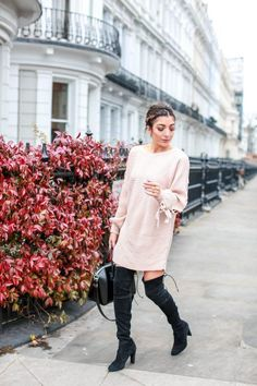 An Ode To Jumper Dresses + My Top 5