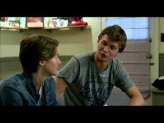 NEW Fault In Our Stars TV spot! Every line is spot on...I'm dead I just can't...I just..wow..I ...dead...dead I tell you!!!