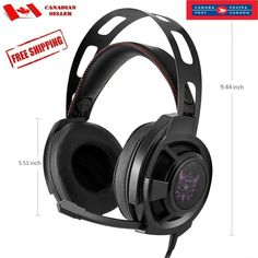 ONIKUMA M190 Gaming Headset #Onikuma for just $33.99 CAD#freedelivery