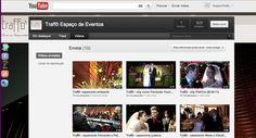 #youtube  Criação e Gestão para o Traffô.