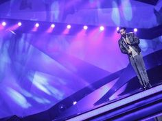 Italy represented by Marco Mengoni performing 'L'Essenziale'