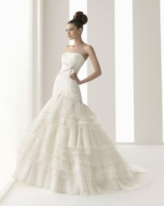 Aire Barcelona Nera Bridal Gown