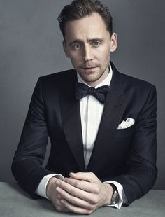 Tom Hiddleston photographed by Gavin Bond for the BAFTA Film Awards 2017. Via lolawashere