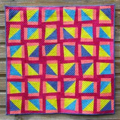 """""""Raise The Barn Roof High"""" Quilt 