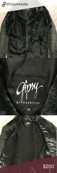 Gipsy by Mauritius fur coat Ask for more details Gipsy by Mauritius  Jackets & Coats Pea Coats