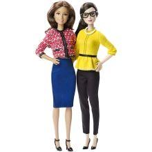 Barbie® President and Vice President Dolls - Shop.Mattel.com