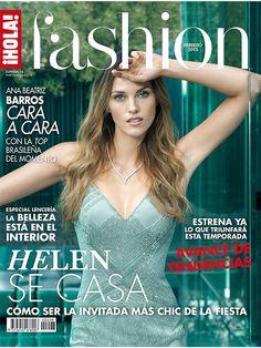 ¡HOLA! Fashion Febrero 2015 En portada: Helen Lindes