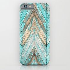 iPhone 6 Cases featuring Wood Texture 1 by Robin Curtiss