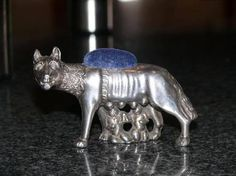 silver pin cushion - Google Search