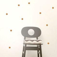 Mini dots wallstickers from www.fermliving.com