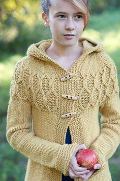 Ravelry: Ambrosia pattern by Gudrun Johnston #knit