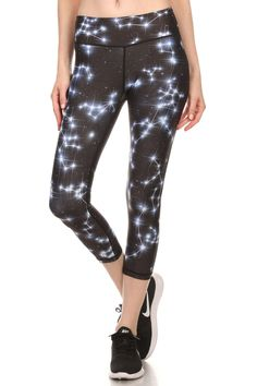 Celestial Dream Capris from POPRAGEOUS
