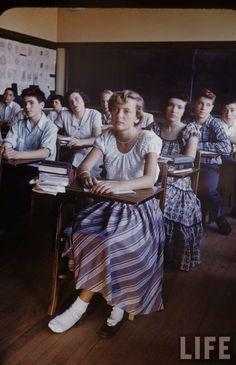 New Trier High School in 1950