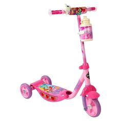 Huffy Disney Princess Scooter 6 - Pink