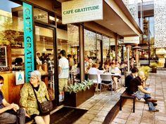 Cafe Gratitude in L.A.