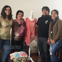 Con María Fernandez y Giancarlo Shibayama! Ellos son redactora y fotógrafo de El Comercio (Perú) y nos hicieron una entrevista que saldrá en la edición impresa del diario. Estamos muy emocionadas!