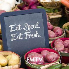 It is as simple as..... www.fmtv.com