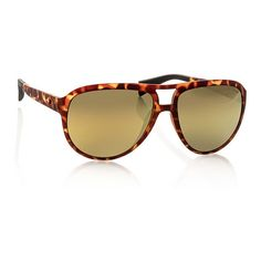 Italia Independent II 0117 I-SPORT 090/000 Sunglasses ($110) ❤ liked on Polyvore featuring accessories, eyewear, sunglasses, havana, mirror sunglasses, sports sunglasses, sport sunglasses, mirrored lens sunglasses and oversized sunglasses