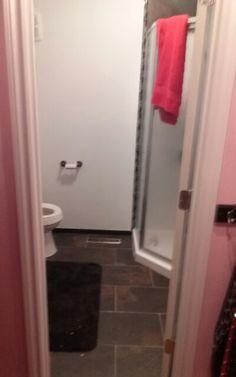 Hayleys bathroom