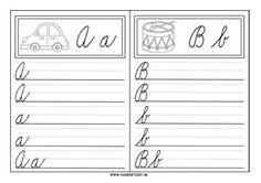 Prváčikov väčšinou nebaví cvičiť písanie písmeniek len tak na papier, preto sme pre vás pripravili pracovné listy, ktoré budú pre ne určite zábavnejšie a jednoduchšie. Vytlačte si vždy len tie pracovné listy, ktoré sú pre vás aktuálne, čiže tie, ktoré písmenká sa deti práve učia. Môžu si trénovať tak písané ako aj tlačené písmenká, podľa