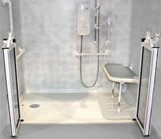 Freedom Accessible Showers Barrier Free Showers Handicap Shower - Accessible showers bathroom