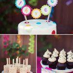 polka-dot-and-rainbow-paint-themed-birthday-party