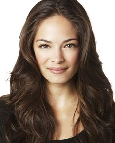 Kristin Kreuk - totally hope my future halfie daughter will turn out cute like her!