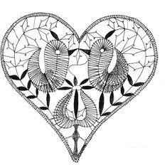 Bobbin Lacemaking, Bobbin Lace Patterns, Lace Making, Nativity, Tattoos, Artwork, Picasa, Hearts, Bobbin Lace