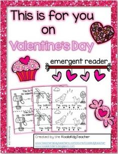 "Read, Color and Read Again Emergent Reader"" This printable emergent reader uses a repetitive text to describe the special things you can give for Valentine's Day. It has detailed pictures for your students to use for text to picture comparison and to color as well."
