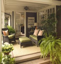 20 wonderful outdoor living spaces that combine comfort with pure beauty - . - 20 wonderful outdoor living spaces that combine comfort with pure beauty – - Outdoor Rooms, Outdoor Living, Outdoor Decor, Outdoor Seating, Indoor Outdoor, Outdoor Plants, Gazebos, Outside Living, Backyard Patio
